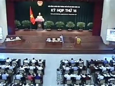 Chính thức khai mạc HĐND TP. Hồ Chí Minh và Đà Nẵng