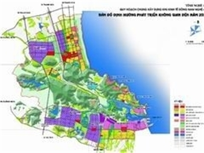 Mở rộng Khu kinh tế Đông Nam Nghệ An lên 20.000 ha