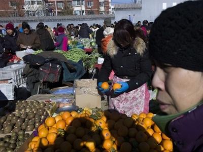 CPI Trung Quốc tháng 11 thấp nhất 5 năm