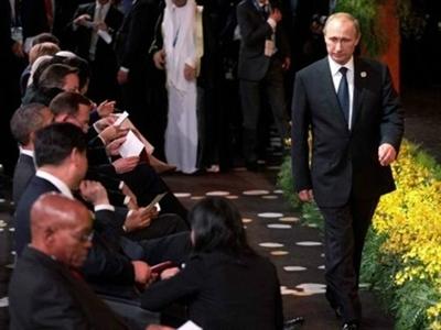 Được mất của Tổng thống Putin năm 2014