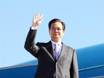 Thủ tướng dự Hội nghị cấp cao ASEAN- Hàn Quốc