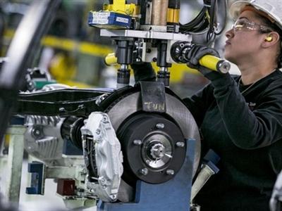 Mỹ: Số đơn xin trợ cấp thất nghiệp xuống thấp nhất 3 tuần