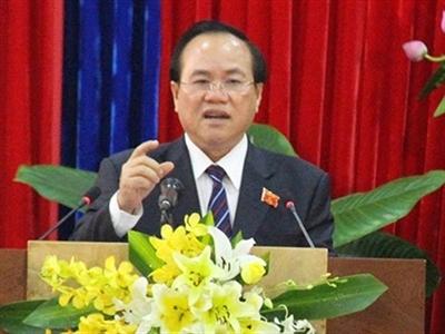 Chưa bầu người thay thế chủ tịch UBND tỉnh Bình Dương