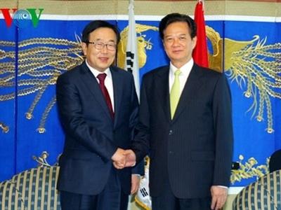 Thủ tướng hoan nghênh Ngân hàng Busan mở chi nhánh tại Việt Nam