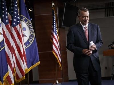 Hạ viện Mỹ thông qua dự luật tránh đóng cửa chính phủ