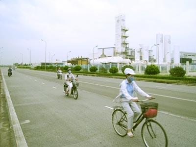 Sumitomo tiết lộ kế hoạch đầu tư giai đoạn II Khu công nghiệp Thăng Long II