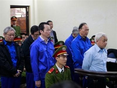 Tòa phúc thẩm tuyên y án 30 năm tù với Nguyễn Đức Kiên