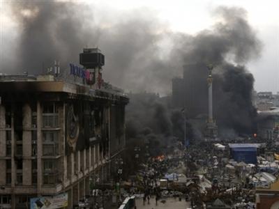 Nga tiết lộ nguyên nhân nổ ra cách mạng Maidan ở Ukraine
