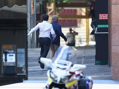 5 con tin tại quán cafe ở Sydney chạy thoát