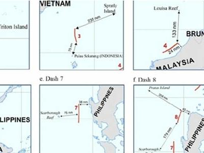 Philippines hoan nghênh Việt Nam phản bác đường 9 đoạn