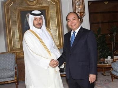 Việt Nam khuyến khích các doanh nghiệp Qatar đầu tư