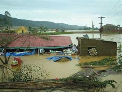 Cho vay xây nhà phòng tránh bão lụt miền Trung lãi suất 3%/năm