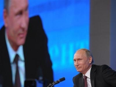 """Hôm nay, ông Putin sẽ đăng đàn """"giải thích mọi vấn đề"""""""