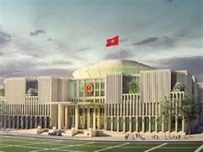 Bàn giao chính thức công trình Nhà Quốc hội đúng kế hoạch