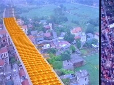 Hà Nội giữ nguyên quy hoạch 'đường cong'