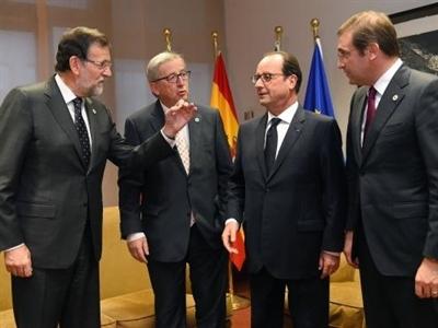EU sẵn sàng đối đầu lâu dài với Nga