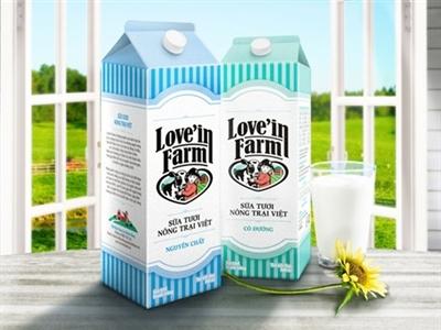 VOF góp 36 triệu USD trong khoản đầu tư 45 triệu USD vào Sữa Quốc Tế