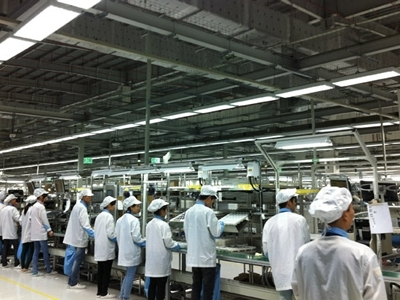 Nhà máy Nokia Việt Nam chính thức đổi tên thành Microsoft Mobile
