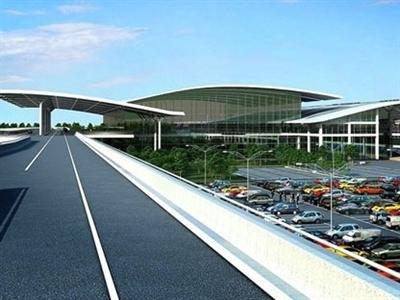 Ga hàng không hiện đại nhất Việt Nam hoạt động từ 31/12/2014