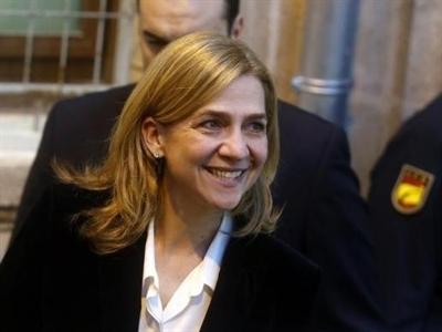 Công chúa Tây Ban Nha hầu tòa với cáo buộc rửa tiền