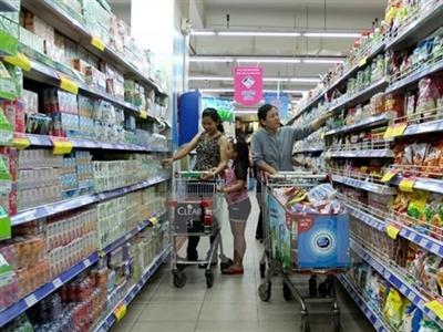Chỉ số giá tiêu dùng thành phố Hồ Chí Minh tháng 12 giảm 0,36%