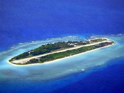 Đài Loan tính xây hải đăng trái phép trên đảo Ba Bình