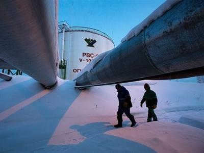 Nhập khẩu dầu từ Nga của Trung Quốc tháng 11 đạt kỷ lục