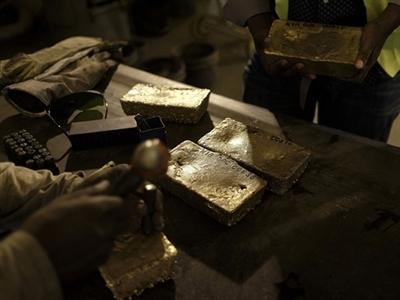 Giá lao dốc, các mỏ vàng Trung Quốc giảm khai thác