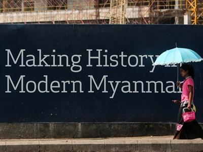 Nhật Bản giúp Myanmar lập sàn giao dịch chứng khoán đầu tiên