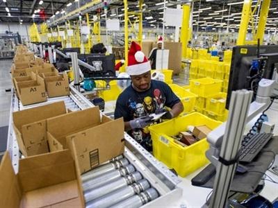 Mỹ: Số đơn xin trợ cấp thất nghiệp xuống thấp nhất 7 tuần