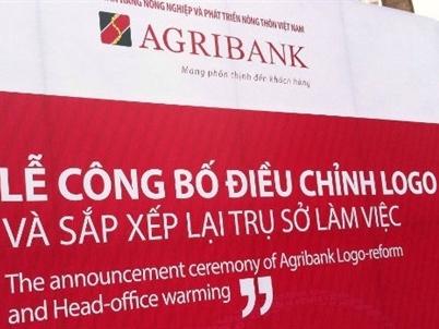Agribank điều chỉnh logo và chuyển trụ sở chính