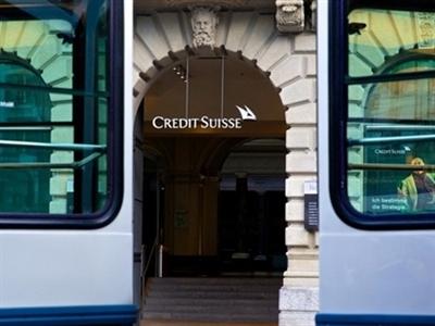 Credit Suisse có thể bị phạt 10 tỷ USD