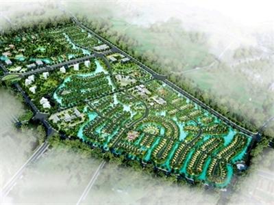 Tạo quỹ đất xây khách sạn trong Khu đô thị công viên công nghệ phần mềm Hà Nội