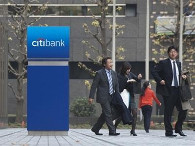 Citigroup chuyển nhượng mảng kinh doanh ngân hàng bán lẻ ở Nhật