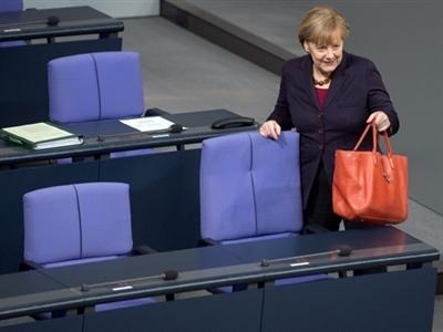 Bà Merkel là Nhân vật của năm theo bình chọn của The Times