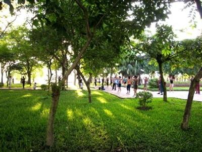 Dự kiến đầu tư hơn 96 tỷ đồng xây dựng bãi đỗ xe ngầm công viên Thống Nhất