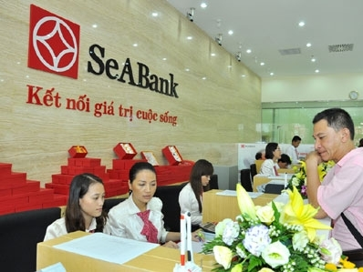 SeABank chi hơn 124 tỷ đồng trả cổ tức 2013