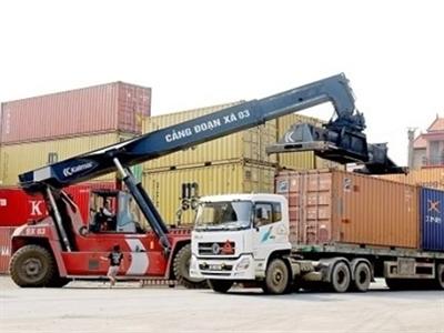 Cảng Đoạn Xá ước lợi nhuận 2014 đạt 90% kế hoạch sau điều chỉnh