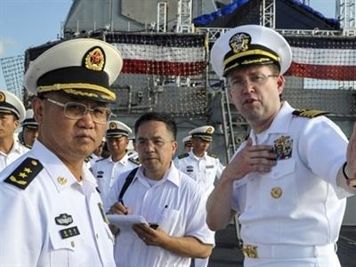 Trung Quốc điều chuyển hàng loạt quan chức quân đội