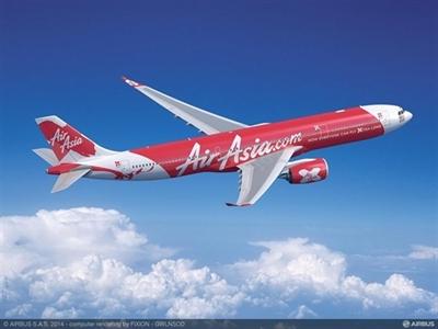 Máy bay AirAsia từ Indonesia tới Singapore bị mất liên lạc