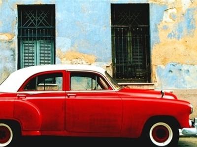 """Người Mỹ sắp """"phát sốt"""" vì xe hơi Cuba"""