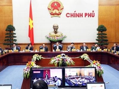 Thủ tướng: Tập trung thực hiện 4 nhiệm vụ lớn trong năm 2015
