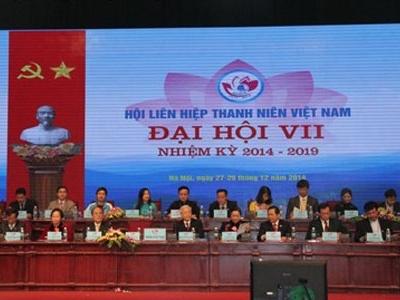 Ông Nguyễn Phi Long giữ chức Chủ tịch Hội LH Thanh niên Việt Nam khóa VII