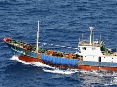 Nhật Bản bắt 2 thuyền trưởng Trung Quốc