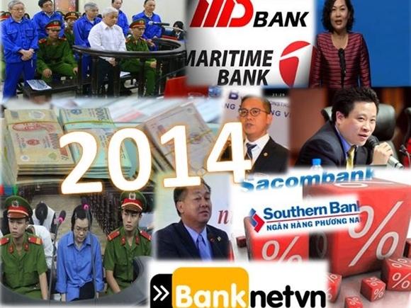 10 sự kiện nổi bật ngành tài chính ngân hàng Việt Nam 2014