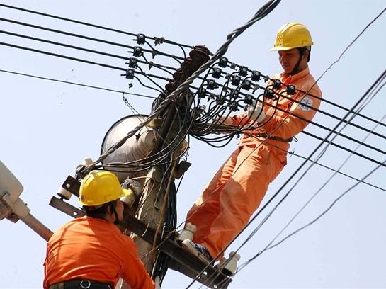 EVN lãi gần 4.940 tỷ đồng từ kinh doanh điện năm 2013, chưa tính chênh lệch tỷ giá