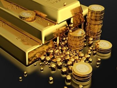 Giá vàng giảm khi USD lên cao nhất 5 năm
