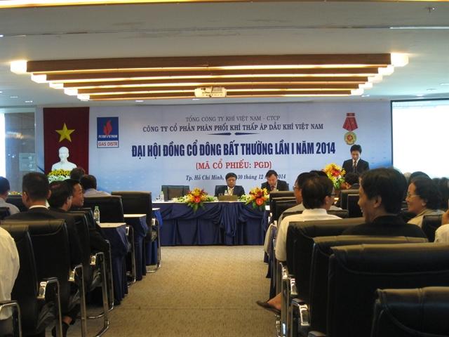 ĐHCĐ PGD thông qua điều chỉnh tiền lương nhân sự chủ chốt