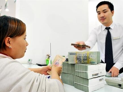 """""""Rủi ro hệ thống tổ chức tín dụng đã giảm bớt"""""""