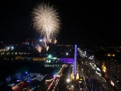 Châu Âu: Hàng chục người chết và bị thương do đốt pháo dịp năm mới